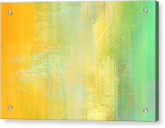 Day Bliss - Abstract Art Acrylic Print