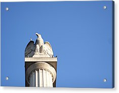 Day Watch Acrylic Print by Eugene Bergeron
