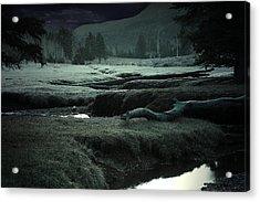 Daybreak Thick Acrylic Print