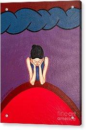 Daydreamer Acrylic Print by Patrick J Murphy