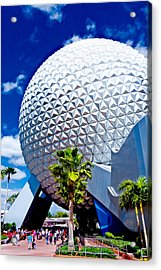 Daylight Dome Acrylic Print