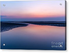 Days End Acrylic Print by Adrian Evans