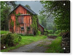 Days Gone By Acrylic Print by Bill Wakeley