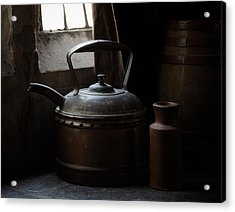 Days Of Old Acrylic Print by Amy Weiss