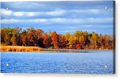 Dayton Lake Acrylic Print