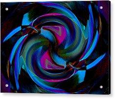 Dazzling......... Acrylic Print