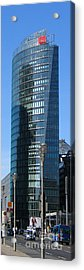 Acrylic Print featuring the photograph Db Tower by Art Photography