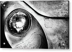 Dead Alfa R. Acrylic Print by J?rgen Hartlieb