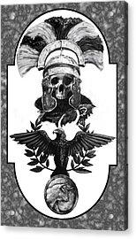 Dead Centurion Acrylic Print