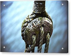 Dead Eye - Nautical Art  Acrylic Print