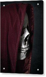 Dead Knight Acrylic Print by Joana Kruse