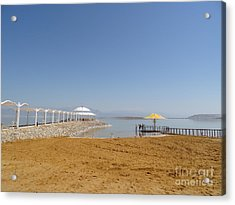 Dead Sea 1 Acrylic Print