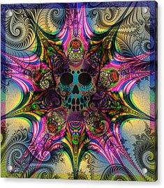Dead Star Acrylic Print