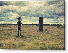 Dead Zone Acrylic Print