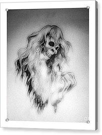 Death Is Nice Acrylic Print