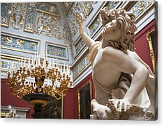 Death Of Adonis - The Hermitage Museum - St. Petersburg Acrylic Print