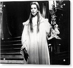 Deborah Kerr In The Innocents  Acrylic Print