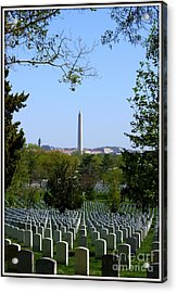 Acrylic Print featuring the photograph Debt Of Gratitude by Patti Whitten