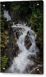 Deception Falls Acrylic Print