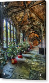 Deck The Halls Acrylic Print