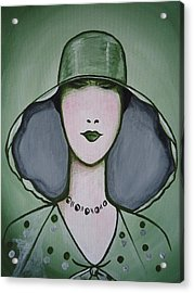 Deco Chic Acrylic Print