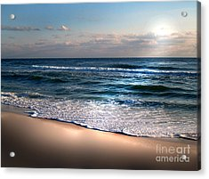 Deep Blue Sea Acrylic Print by Jeffery Fagan