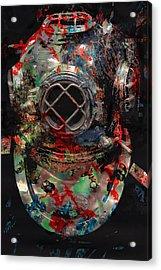 Deep Dive Disaster Acrylic Print