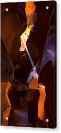 Deep In Antelope Acrylic Print by Chad Dutson