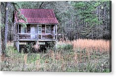 Deep In The Woods Acrylic Print by JC Findley