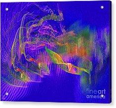 Deep Life 1 Acrylic Print