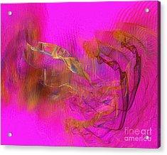 Deep Life 2 Acrylic Print