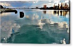 Deep Reflections 1 - Canada Acrylic Print