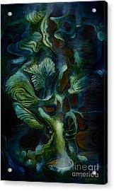 Deep Sea Within Acrylic Print
