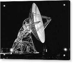 Deep Space Tracking Station Acrylic Print