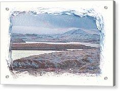 Deep Winter Acrylic Print