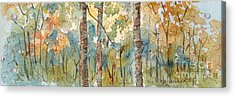 Deep Woods Waskesiu Horizontal Acrylic Print