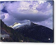 Deer Mountain C009 Acrylic Print