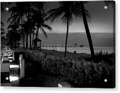 Deerfield Beach Acrylic Print
