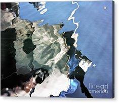 Dehaviland Float Plane Acrylic Print