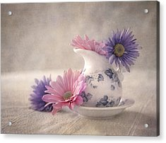 Delicate Delight Acrylic Print by Dale Kincaid