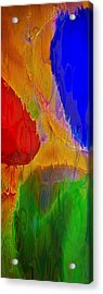 Delicious Colors Acrylic Print by Omaste Witkowski