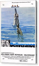 Deliverance Acrylic Print by Movie Poster Prints