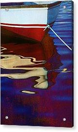 Delphin 2 Acrylic Print
