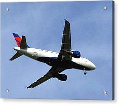 Delta Flight 2 Acrylic Print