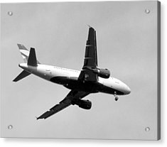 Delta Flight Acrylic Print