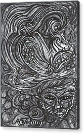 Demons Acrylic Print