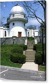 1u22 Swasey Observatory At Denison University Photo Acrylic Print