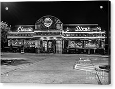 Denny's Classic Diner Acrylic Print