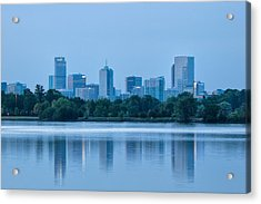 Denver Colorado Acrylic Print