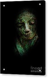 Depression Acrylic Print by Lee Dos Santos